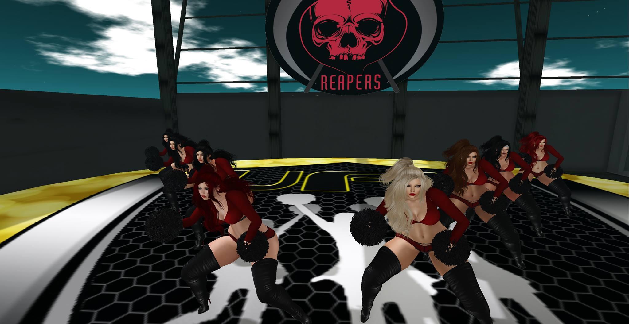 Reapers Cheerleaders